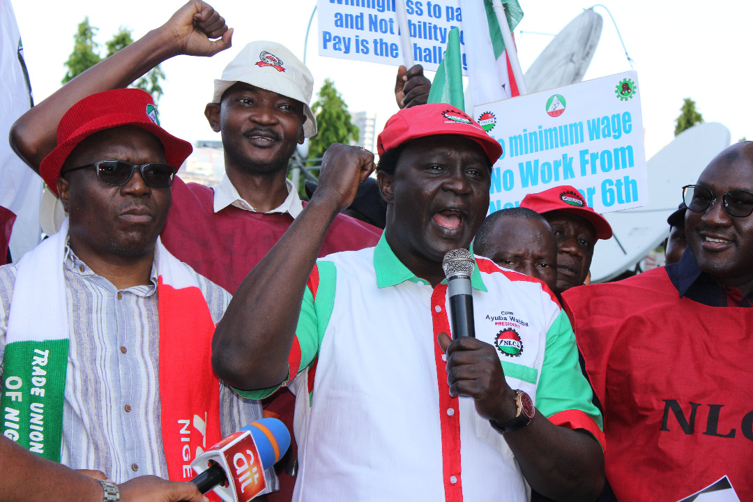 NLC CONDEMNS AND REJECTS THE SACK OF WORKERS BY TURKISH AIR, AIR PEACE AND BRISTOW HELICOPTERS
