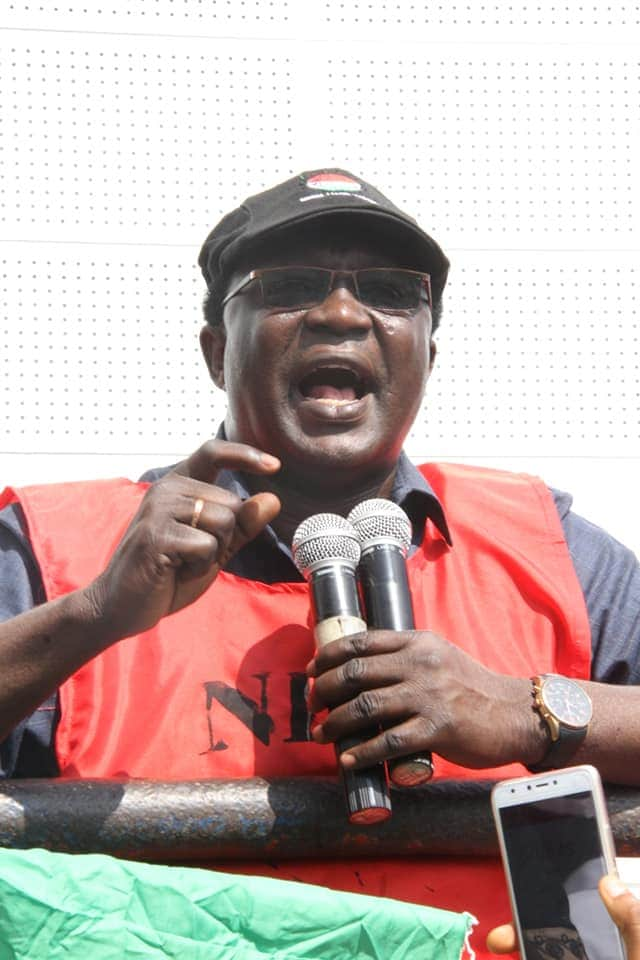 NLC CONDEMNS AND REJECTS THE RECENT INCREASE IN THE PRICE OF PETROL (PREMIUM MOTOR SPIRIT)