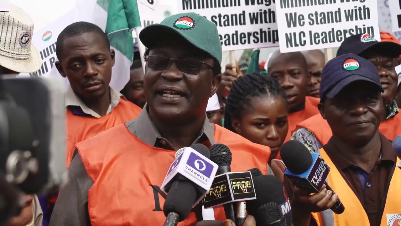 REFUSAL TO PAY NATIONAL MINIMUM WAGE IS UNACCEPTABLE:  NLC WARNS KANO STATE GOVERNMENT
