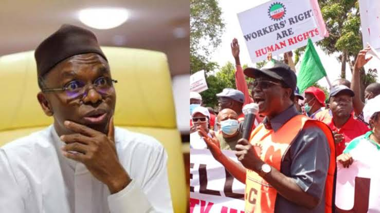 EL-RUFAI CANNOT BE A JUDGE IN HIS OWN CASE – NLC
