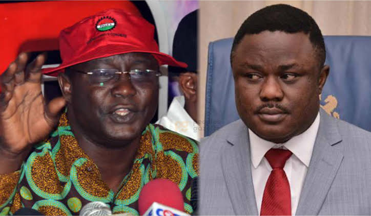NLC WARNS GOVERNOR AYADE OF ESCALATING THE INDUSTRIAL ACTION IN CROSS RIVER STATE
